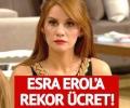 Esra Erol makarna reklamından 3 milyon TL aldı