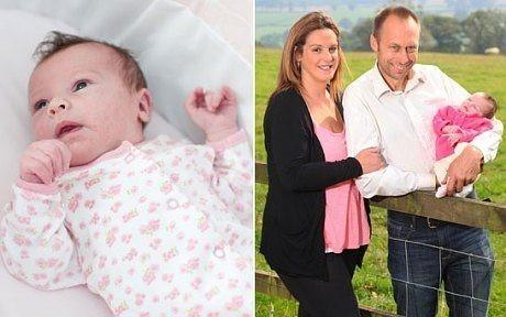 Bu bebek tam 101 yıldır bekleniyordu!