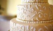 En şık düğün pastaları