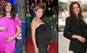 Hollywood Dünyasının Güzel Hamileleri