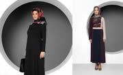 Tekbir Tesettürlü Elbise Modelleri