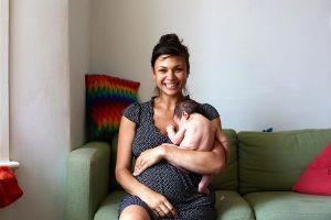 Yeni Doğmuş Bebekler ve Anneleri