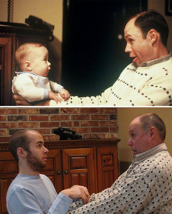 30 Yıl Sonra Aynı Kareler 5