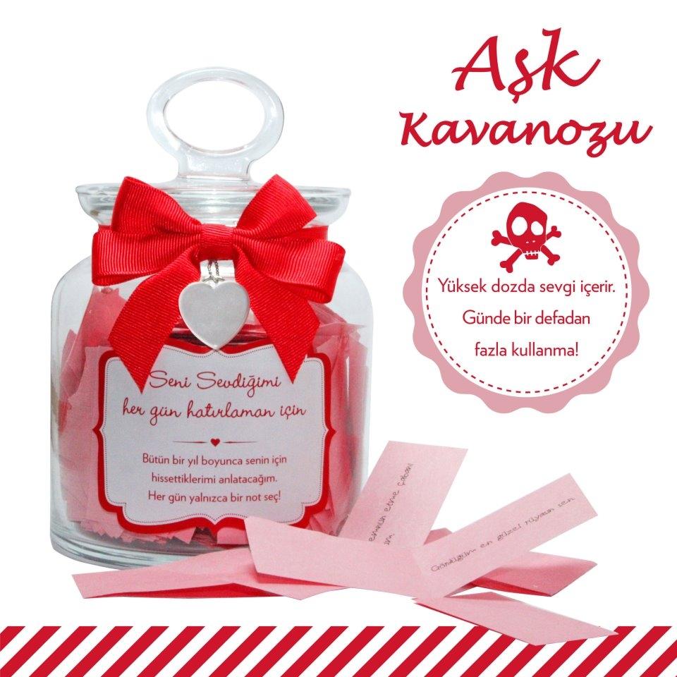 Aşk Kavanozu