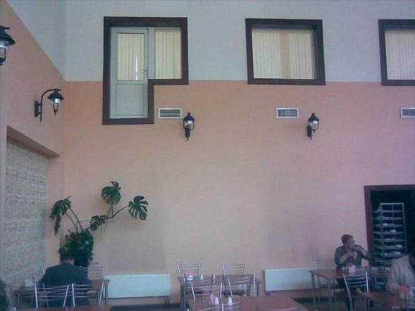 Balkonsuz Balkon Kapısı