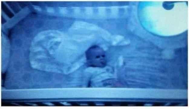 Bebek kamerası gerçeği gösterdi!-78