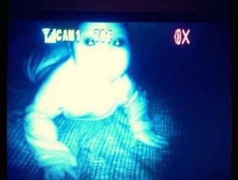 Bebek kamerası gerçeği gösterdi!-7b