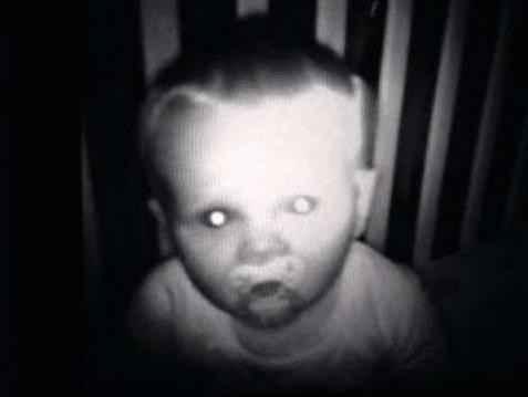 Bebek kamerası gerçeği gösterdi!-9a