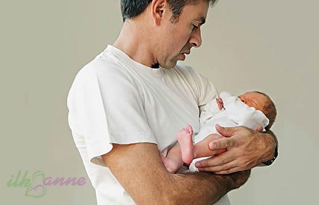 Bebek ve Babası