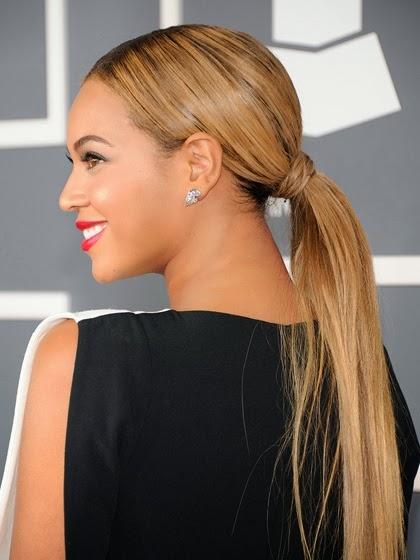 Beyonce Ensede At Kuyruğu Modeli