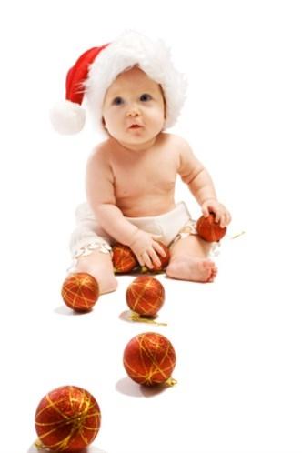 Bu Yeni Yıl Bebekleri Çok Tatlı
