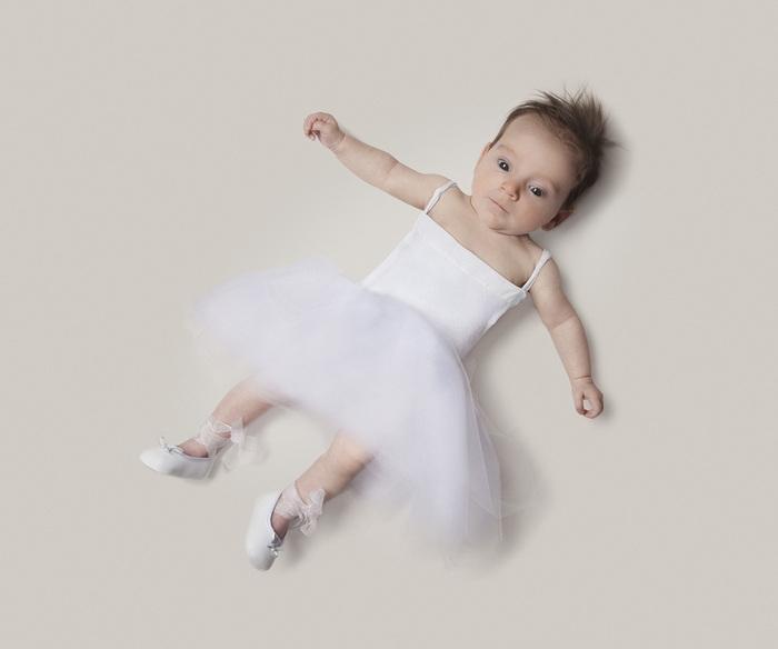 Dansçı Kız Bebek