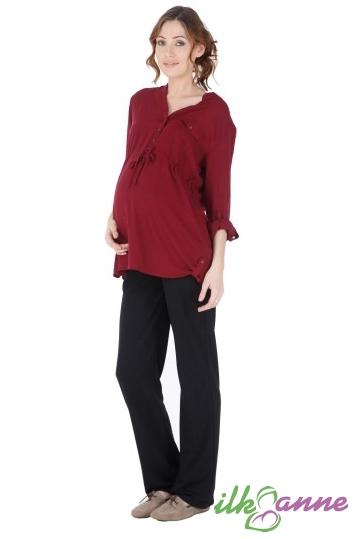 Defacto Kırmızı Hamile Tunik Modeli 20 TL