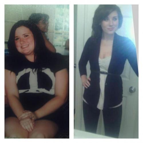 Değişimin böylesi kilo verdiler 10