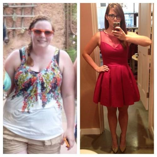 Değişimin böylesi kilo verdiler zayıfladılar