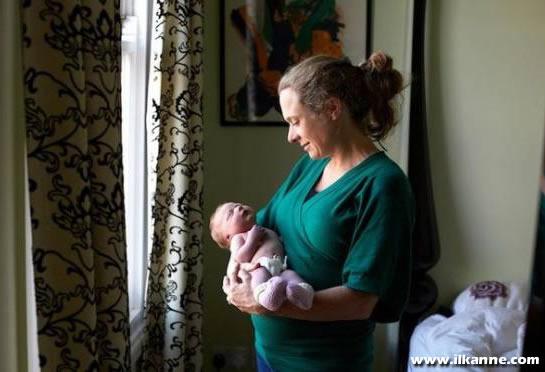Doğum Sonrası Anne ve Bebek