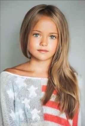 Dünyanın en güzel kızı 10 yaşında-15