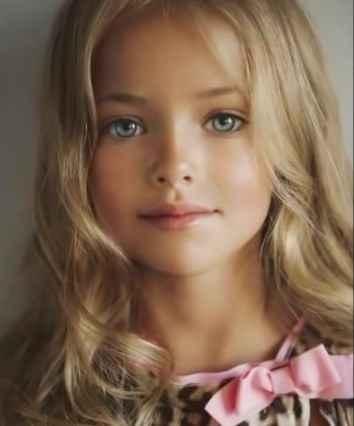 Dünyanın en güzel kızı 10 yaşında-91