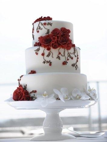 En şık düğün pastaları-91