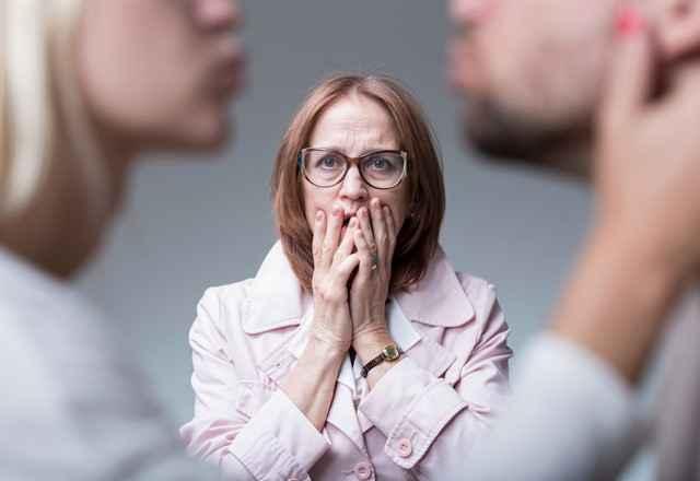Eşi boşanmak isteyen kadın öyle bir ders verdi ki-40