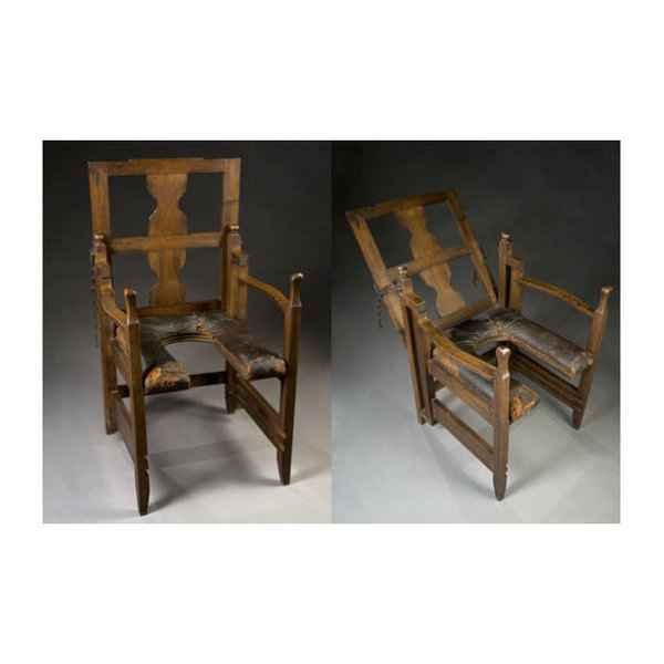 Eski doğum sandalyeleri-45