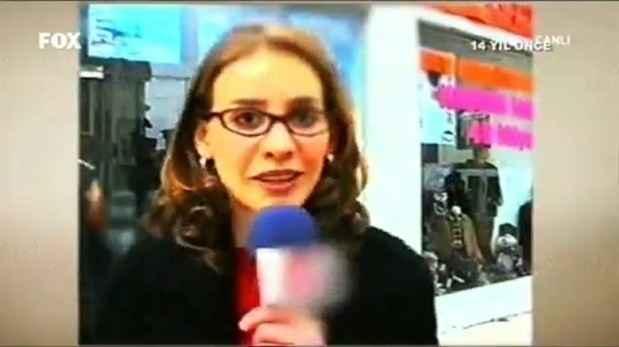 Esra Erolun 14 yıl önceki hali!-df