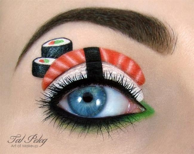 Sanat Gibi Göz Makyajları-9a