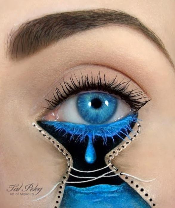 Sanat Gibi Göz Makyajları-9b