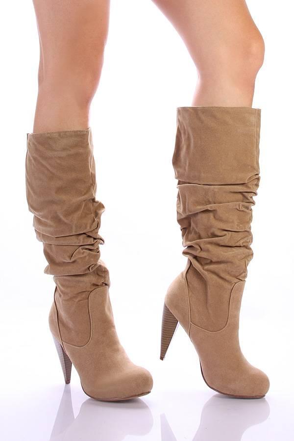 Sivri Yüksek Topuklu Çizme Modelleri